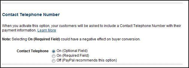 如何让magento的paypal快速结账地址包含电话号码 - 第3张  | 老实人创客