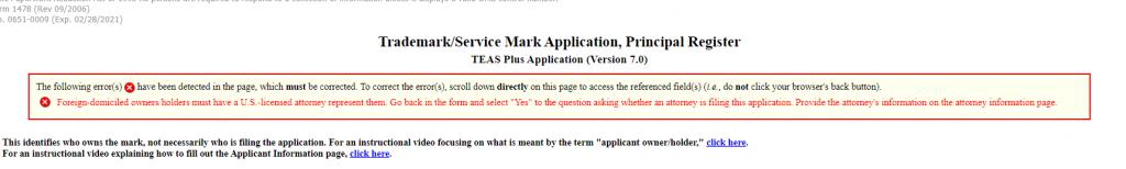 美国商标已经不能自己申请了,必须要美国律师 - 第1张  | 鲁大师创客